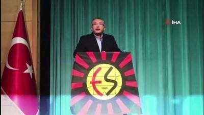 genel kurul - Eskişehirspor yeni başkanını seçti