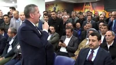 """AK Parti Genel Başkan Yardımcısı Kaya: """"Oturduğumuz eve o dönem molotof attılar"""""""