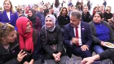Atakum'da kadın dayanışması etkinliği
