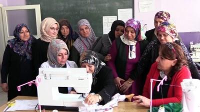 Halk eğitim merkezinin yarım asırlık öğrencisi - AMASYA