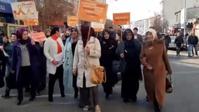 'Kadına Yönelik Şiddete Karşı Uluslararası Mücadele Günü' - ARDAHAN