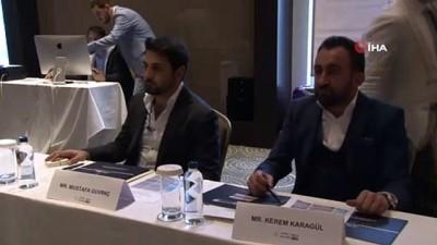 OTİD tarafından düzenlenen 'Afro Asia Fintec Hub' toplantısı İstanbul'da gerçekleştirildi