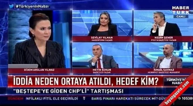 sevilay yilman - Sevilay Yılman: Uğur Dündar'a 'Bülent Kuşoğlu mu?' diye sordu