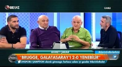 Ahmet Çakar'dan Rahmi Turan'a gönderme!