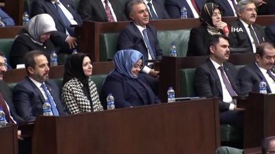 grup toplantisi -  Cumhurbaşkanı Erdoğan: 'Gizli saklı hiçbir CHP'li yanımıza gelmedi. Külliyeye giren araç da çıkan araç da bellidir. Bunlar herhalde kendi merkezleri gibi sanıyor burayı'