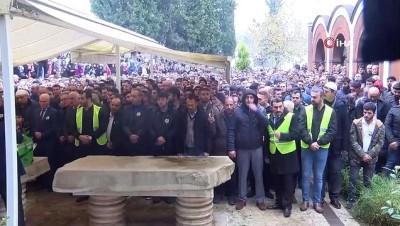 Sahte Peygamber İskender Evrenosoğlu defnedildi