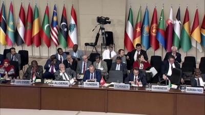 Cumhurbaşkanı Yardımcısı Fuat Oktay, İSEDAK 35. Toplantısı Bakanlar Çalışma oturumuna başkanlık etti
