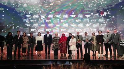 Emine Erdoğan TRT World Citizen Ödül Töreni katıldı