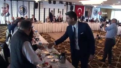 yerel gazete -  Kartal Belediye Başkanı Gökhan Yüksel yerel basın ile bir araya geldi