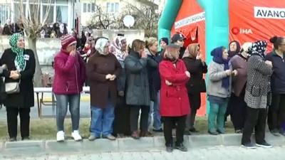 Nevşehir'de şehit Tekin'i son yolculuğuna binlerce kişi uğurladı