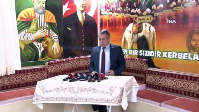 Türkmen Alevi Bektaşi Vakfı Genel Başkanı Özdemir: 'Anadolu Aleviliği asla terör ile yan yana konulamaz'