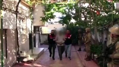 zekat -  5 ilde DEAŞ'a yönelik operasyon: 7 gözaltı