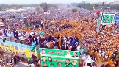 - Pakistan'da muhalefetin gösterileri devam ediyor