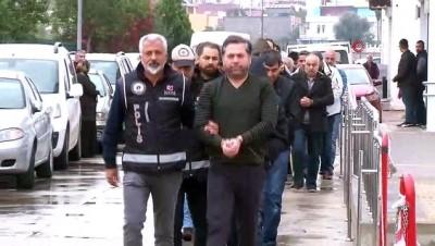 Aralarında eski 2 terör müdürünün de bulunduğu 12 kişi FETÖ'den adliyeye sevk edildi