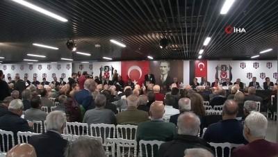divan kurulu - Beşiktaş'ta Divan Kurulu Toplantısı başladı