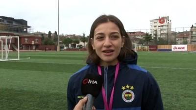 """gumus madalya -  Buse Naz Çakıroğlu: """"Tokyo'dan altın madalya ile evime dönmek istiyorum"""""""