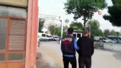 Bisikletli kapkaççı tutuklandı