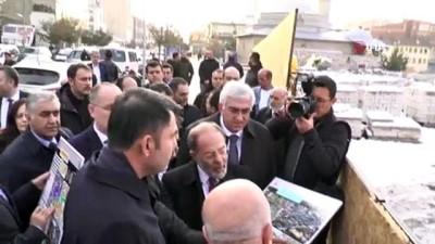 """Çevre ve Şehircilik Bakanı Kurum: """"Tarihi eserlerimizi gün yüzüne çıkaracağız"""""""