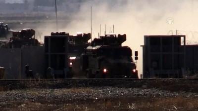 guvenli bolge - Fırat'ın doğusunda Türk-Rus ikinci ortak kara devriyesi tamamlandı (5) - ŞANLIURFA