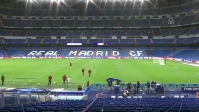Galatasaray, Real Madrid maçı hazırlıklarını tamamladı - MADRİD
