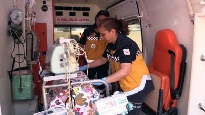 Hemşire annenin 'ekip amiri' doktor kızıyla 112 mesaisi - KONYA