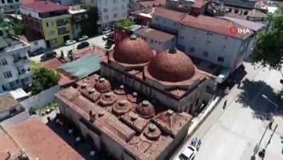 tarihi mekan -  - İznik'teki 1500 yıllık bazilika su altı müzesi olacak