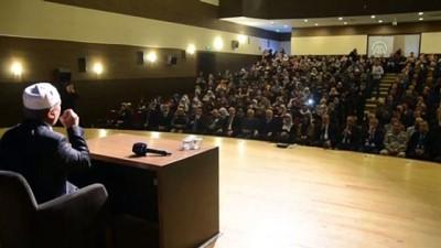 'Peygamberimiz ve Aile' konferansı - KÜTAHYA