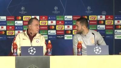 Real Madrid – Galatasaray maçına doğru - Florin Andone - MADRİD