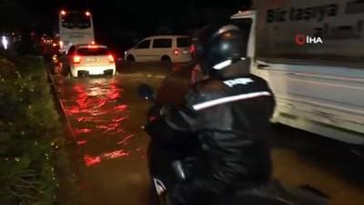 cennet -  Turizm cennetini sağanak yağmur vurdu