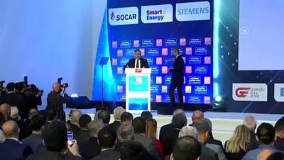 12. Uluslararası Enerji Kongresi ve Fuarı - EPDK Başkanı Yılmaz - ANKARA