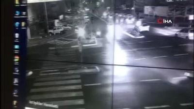 Drift yapan ehliyetsiz sürücüye 9 bin 46 TL ceza