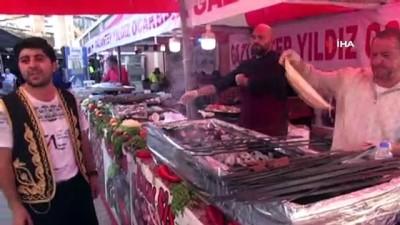 Gaziantep'in lezzetleri Bilecik'te