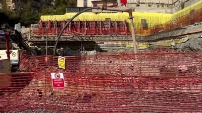 Kabataş-Mecidiyeköy-Mahmutbey Metro Hattı tüneli tamamlandı - İSTANBUL