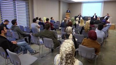 SETA 'Irak'ta Neler Oluyor' paneli düzenledi - İSTANBUL