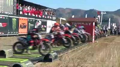 Türkiye Motokros Şampiyonası Afyonkarahisar'da düzenlenecek