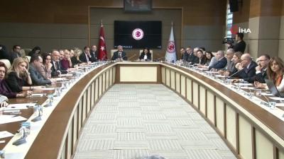"""AK Partili Durgut: """"Kapalı alanlarda yüzde 100 dumansız alanın temin edilmesi gerekiyor"""""""