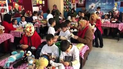 """Fatsa'da """"Oyuncağım Büyüsün Projesi"""" ile öğrencilere organ nakli anlatıldı"""