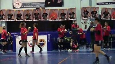 gine - Kastamonu Belediyespor EHF kupasını evine götürmek istiyor - KASTAMONU