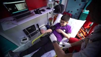 Turkcell sağlık sektörü için 5G şebeke deneyimi gerçekleştirdi