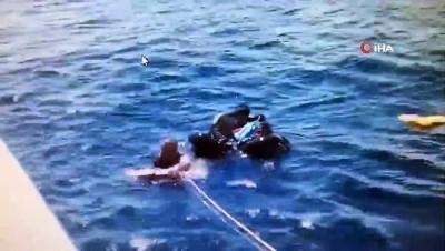 9 düzensiz göçmenin ölümü olayından aranan şahıs yakalandı