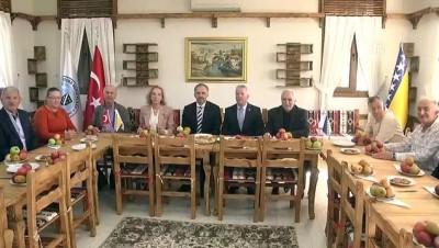 Bosna Hersek'in Ankara Büyükelçisi: 'Türkiye her sene daha güçlü oluyor' - SAKARYA