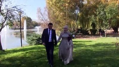 Ceyhan Nehri'nin kaynağı Pınarbaşı sonbaharda bir başka güzel - KAHRAMANMARAŞ