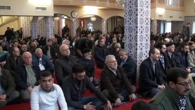 İsveç'te polis günü 11. kez Türk camisinde kutlandı - STOCKHOLM