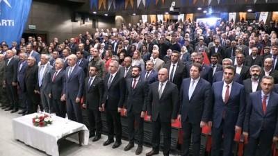 Kurtulmuş: 'Suriye'nin toprak bütünlüğünü temin etmek istiyoruz' - KARS
