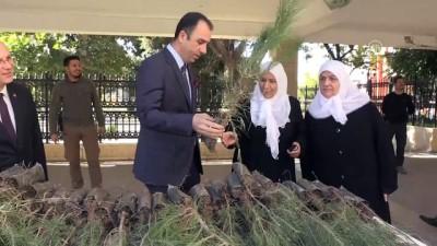 Mardin Cumhuriyet Başsavcılığından fidan dikimi - MARDİN