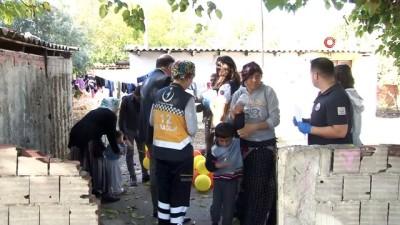 Minik Yusuf ve ailesine devlet yardım elini uzattı