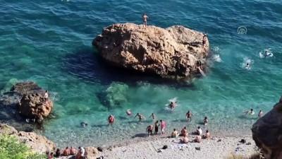 kanyon - Rus turistte tüm zamanların rekoru - ANTALYA