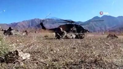 Türk ve Rus askerlerinin katılımı ile 3'üncü kara devriyesi başladı