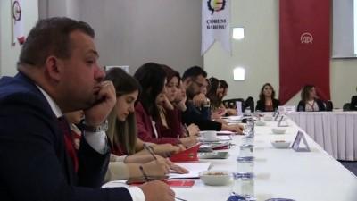 7. Karadeniz Baroları Çocuk Hakları Çalıştayı - ÇORUM