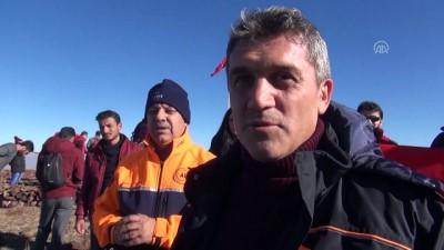AFAD gönüllülerine dağda 'arama kurtarma' eğitimi - KARS